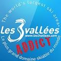Les 3 vallées logo