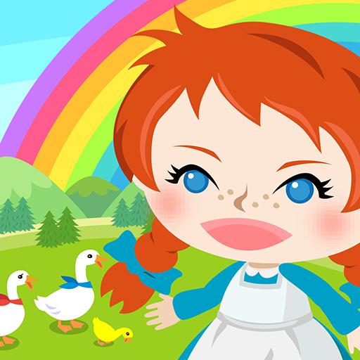 模拟のピグアバターでまったり農園ゲーム 「ファーミー」 LOGO-記事Game