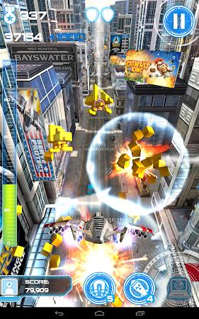 Jet Run: City Defender 1.32 screenshot 154126