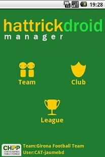 HattrickDroid Manager- screenshot thumbnail