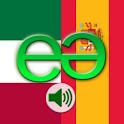 Italian to Spanish Pro logo