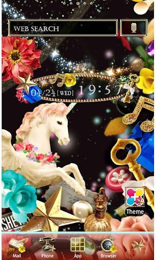 Unicorn Dream for[+]HOME THEME