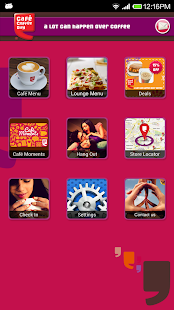 Café Coffee Day- screenshot thumbnail