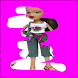 Bratz Scratch 4 Kids