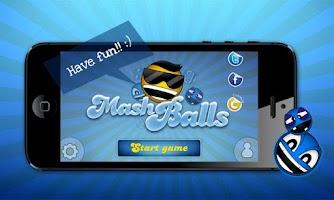 Screenshot of Mashballs