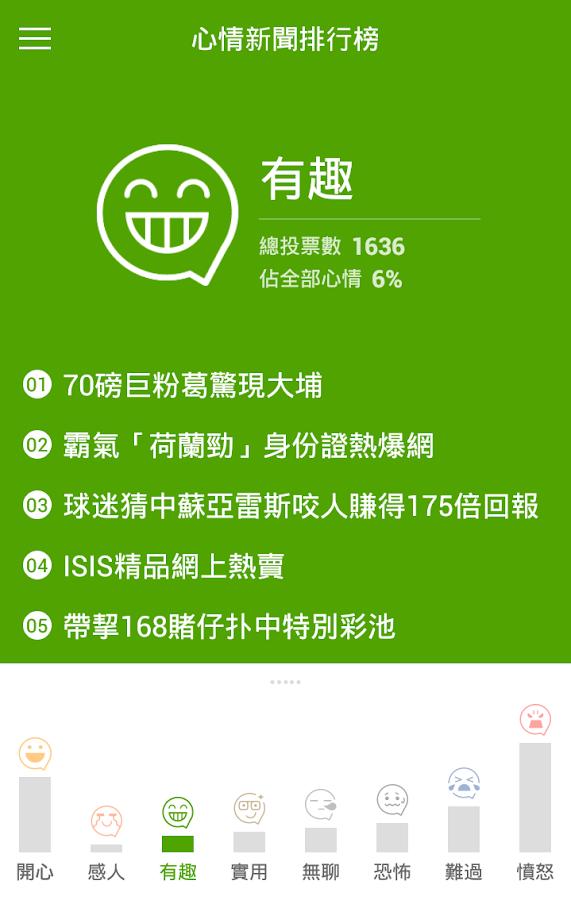 Yahoo新聞-香港即時焦點 - screenshot
