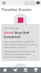 Hello Brain Health- screenshot thumbnail