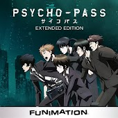 PSYCHO-PASS (Original Japanese Version)