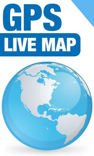 GPS 实时地图