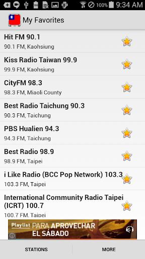 【免費音樂App】Radio Taiwan-APP點子