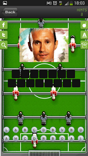 Football Players Quiz screenshot