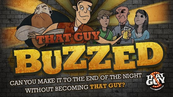That Guy Buzzed - screenshot thumbnail