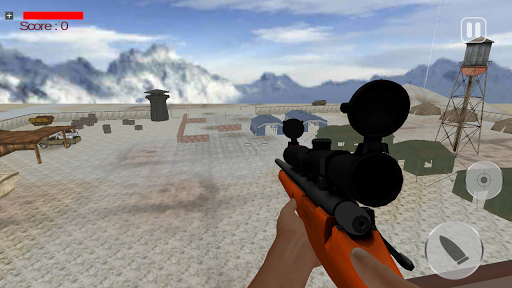 狙擊手訓練營後衛