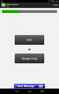 Decision Buddy Decision Maker - screenshot thumbnail