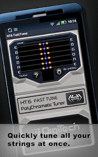HT-6 FastTune Screenshot