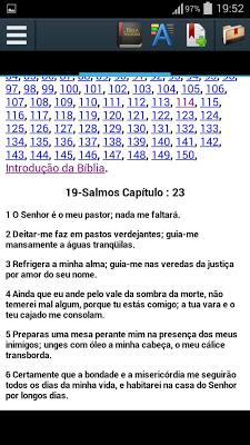 Biblia Sagrada - screenshot