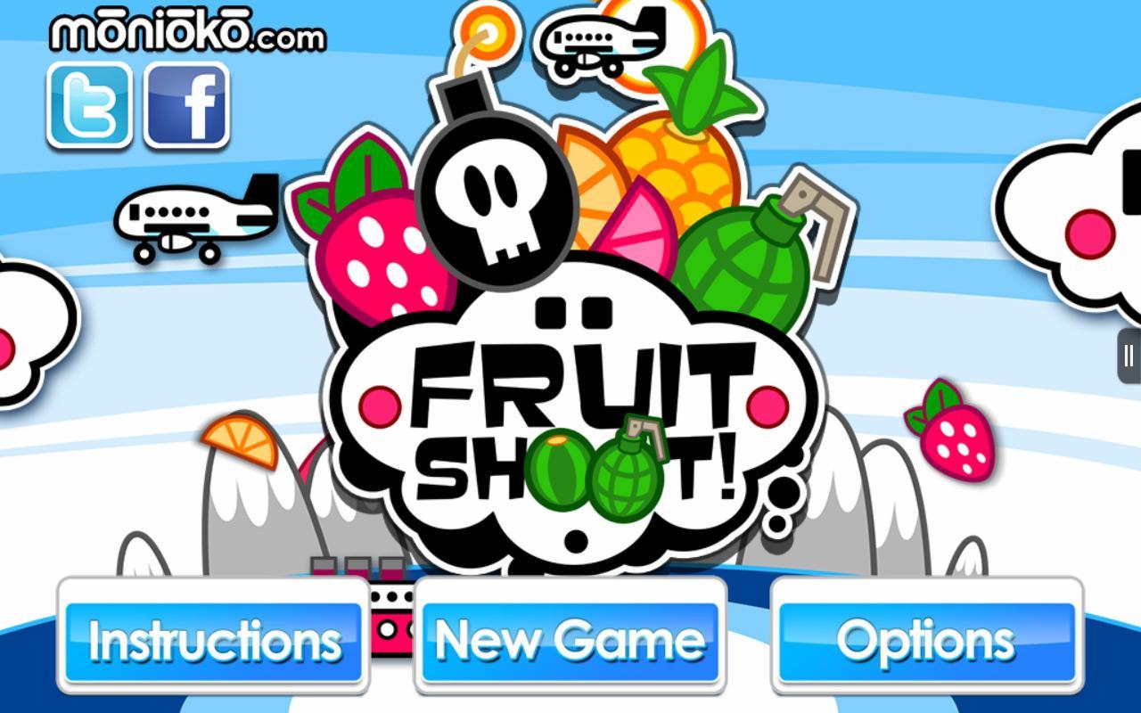 Fruit shoot game - Fruit Shoot Hd Screenshot