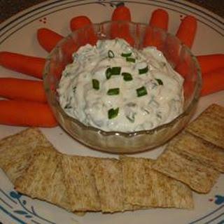 Green Onion Dip II