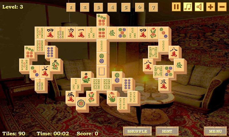 Mahjong 2- screenshot