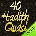 40 Hadith Qudsi (Islam) logo