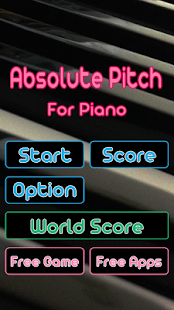 Learn Piano Absolute – Perfect Pitch Fast Tap - náhled