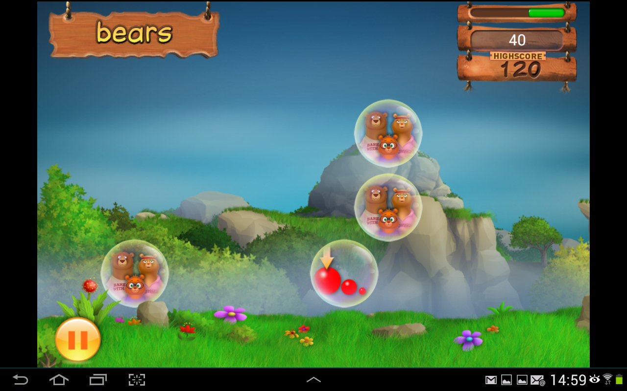 Apprendre l'Anglais:Goldilocks- screenshot