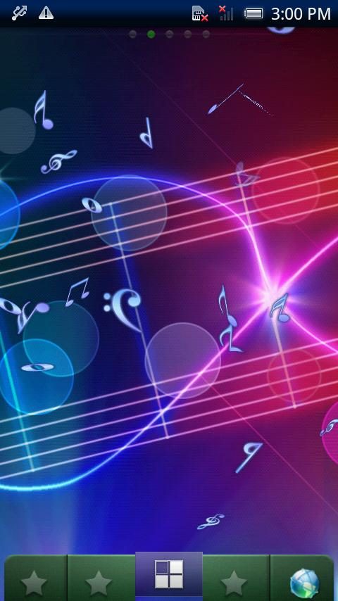 Musical Note LWP - Android Apps on Google Play