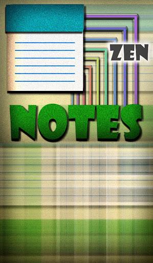 玩工具App|Zen Quick Notes免費|APP試玩