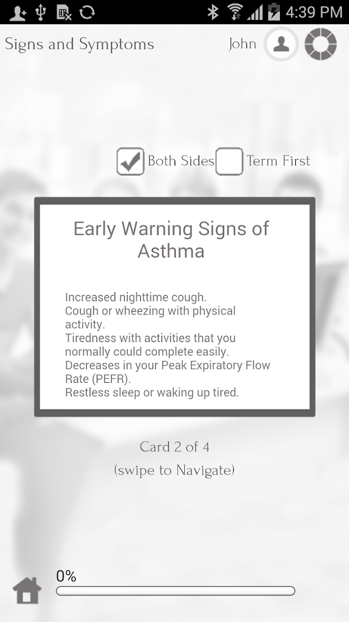 Asthma 101 by GoLearningBus- screenshot