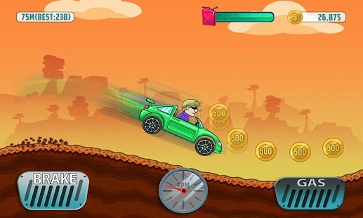 Cars Hill Climb Race 1.0.6 APK