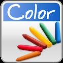 Pick n Color logo
