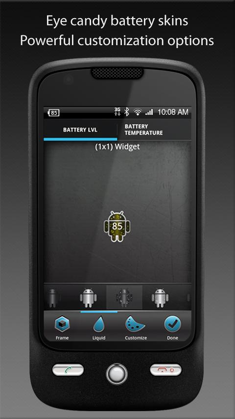 The Battery Pro - screenshot