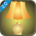 Nightlight (voice control) icon