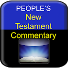 People's New Test. Commentary icon