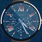 Wear Blue Elegance Watch