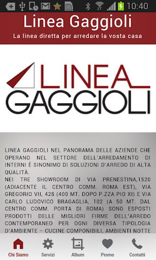Linea Gaggioli