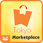 Tokyo Marketplace Buy and Sell icon