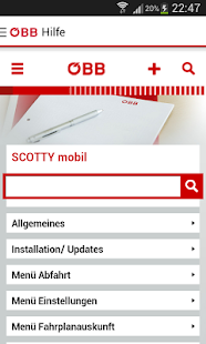 ÖBB Scotty – Miniaturansicht des Screenshots