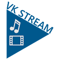 VK Stream- Media from VK.com icon
