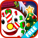 Christmas Toy Clock for Kids icon