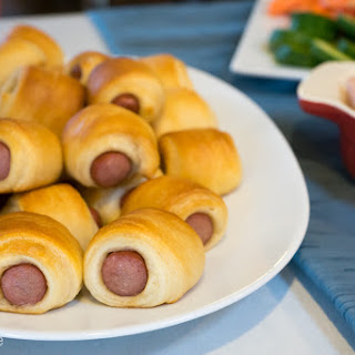 Lighter Pigs in a Blanket