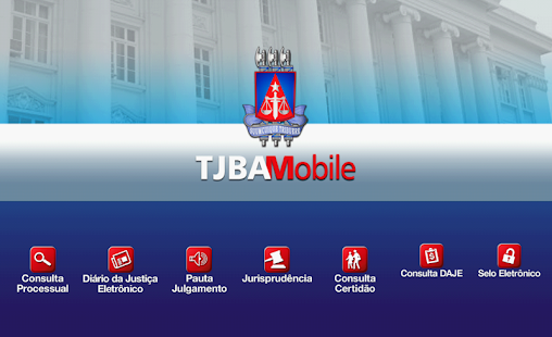TJBA Mobile - screenshot thumbnail