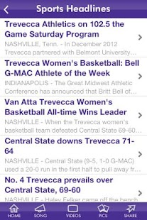 Trevecca Nazarene University - screenshot thumbnail