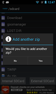 TWRP Manager  (ROOT) - screenshot thumbnail