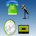 Ultimate Voice Recorder logo