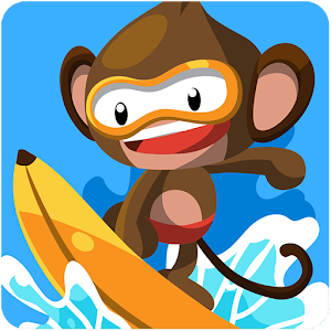 Monkey Surfer for PC and MAC