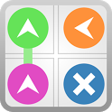 Flux: Flow Puzzle icon