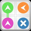 Flux: Flow Puzzle icon