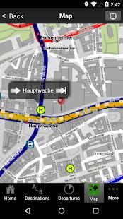 A+ Frankfurt Trip Planner - screenshot thumbnail