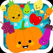 Farm Fruit Dash